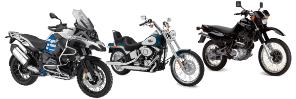 motorbike rental crete